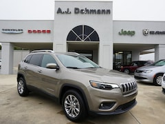 New 2019 Jeep Cherokee LATITUDE PLUS FWD Sport Utility Morgan City, LA