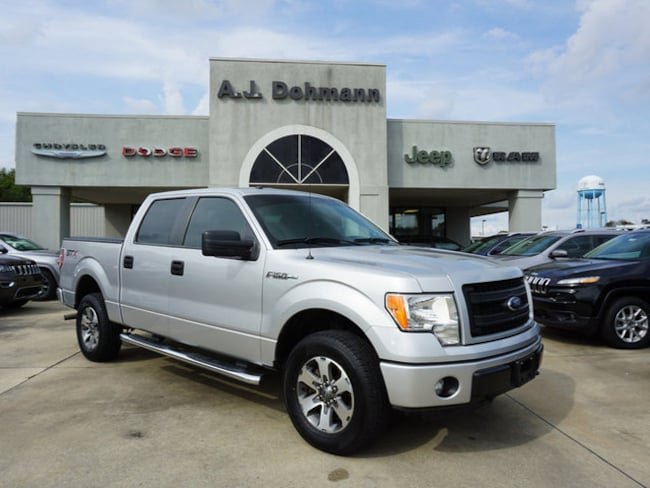 Used 2014 Ford F-150 STX 4WD 145WB SuperCrew Berwick