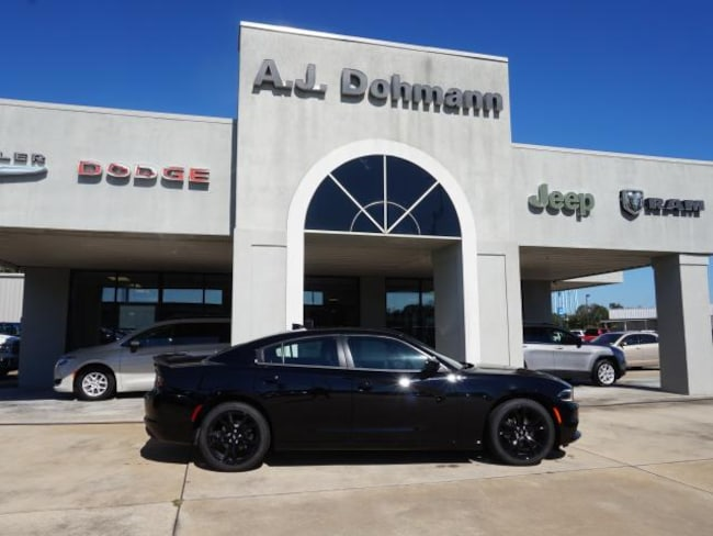 New 2018 Dodge Charger SXT PLUS RWD Sedan Berwick