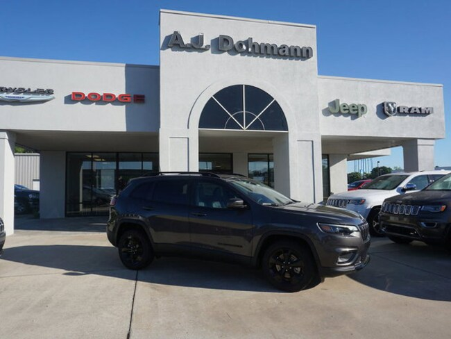New 2019 Jeep Cherokee ALTITUDE FWD Sport Utility Berwick