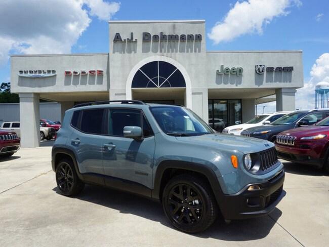 New 2018 Jeep Renegade ALTITUDE 4X2 Sport Utility Berwick