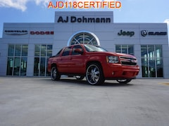 Used 2009 Chevrolet Avalanche LT w/2LT 2WD Crew Cab Morgan City, LA