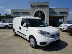 New 2018 Ram ProMaster City TRADESMAN SLT CARGO VAN Cargo Van Morgan City, LA