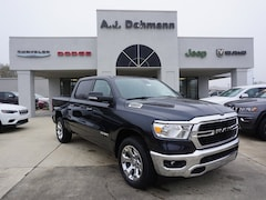 New 2019 Ram 1500 BIG HORN / LONE STAR CREW CAB 4X2 5'7 BOX Crew Cab Morgan City, LA