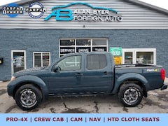 Used 2018 Nissan Frontier PRO Truck For Sale Utica NY