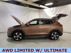 Used 2016 Hyundai Tucson Limited SUV For Sale Utica NY