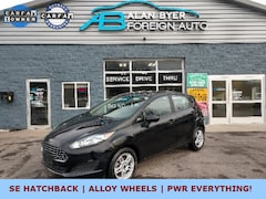Used 2017 Ford Fiesta SE Hatchback For Sale Utica NY