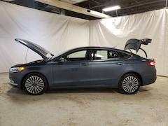 Used 2018 Ford Fusion Titanium Sedan For Sale Utica NY