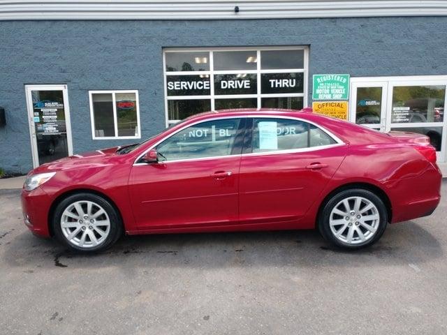 Used 2014 Chevrolet Malibu For Sale | Utica NY | VIN# 1G11E5SL9EF116904
