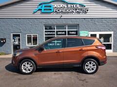 Used 2017 Ford Escape SE SUV For Sale Utica NY