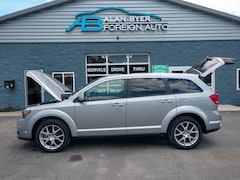 Used 2017 Dodge Journey GT SUV For Sale Utica NY
