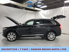 New 2018 Volvo XC90 T6 Inscription SUV YV4A22PL6J1203008 for Sale in Syracuse, NY