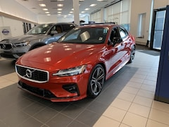 New 2019 Volvo S60 T6 R-Design Sedan 7JRA22TM4KG001320 for Sale in Syracuse, NY