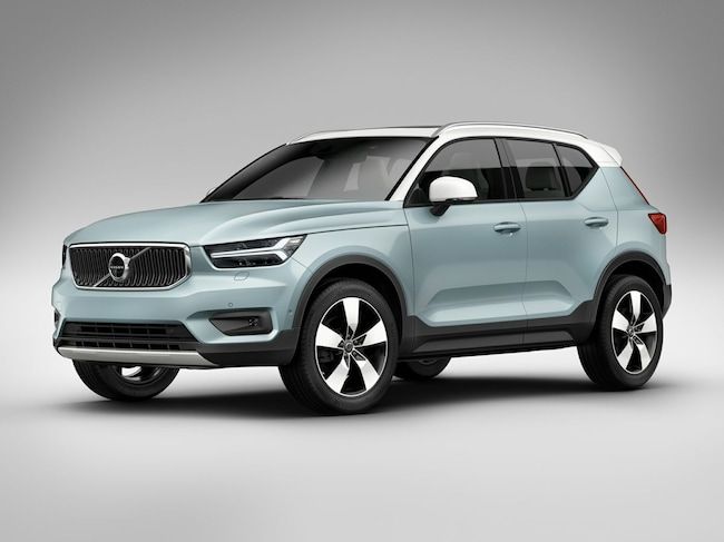 New 2019 Volvo XC40 T5 Momentum SUV For Sale/Lease Syracuse, NY