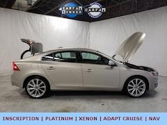 Used 2018 Volvo S60 Inscription T5 Platinum Sedan for Sale in Syracuse, NY