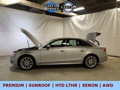 Used 2016 Audi A4 2.0T Premium Sedan For Sale Utica NY