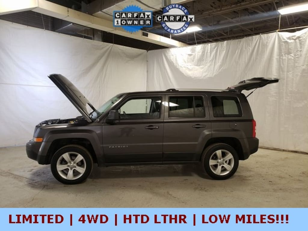 Used 2015 Jeep Patriot For Sale In Syracuse Suv 1c4njrcb2fd357461