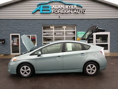 Used 2014 Toyota Prius Three Hatchback For Sale Utica NY