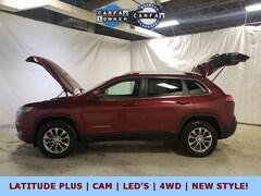 Used 2019 Jeep Cherokee Latitude Plus SUV For Sale Utica NY