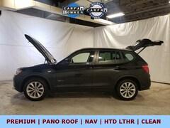 Used 2017 BMW X3 Xdrive28i SUV For Sale Utica NY
