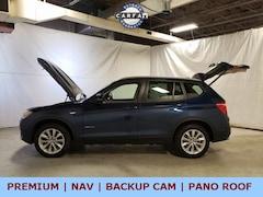Used 2016 BMW X3 xDrive28i SUV For Sale Utica NY