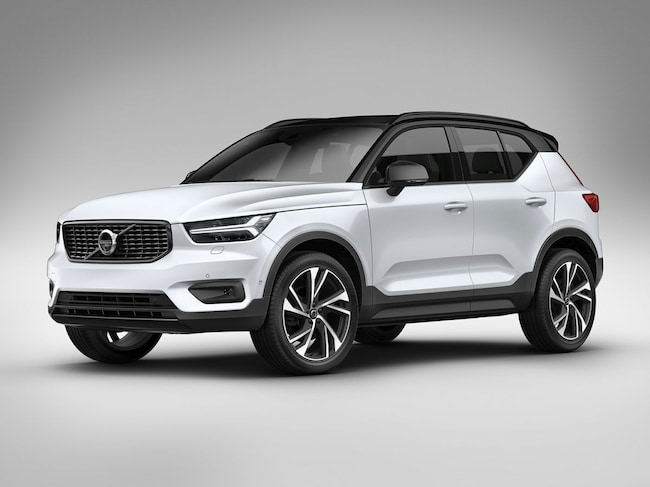 New 2019 Volvo XC40 T5 R-Design SUV For Sale/Lease Syracuse, NY