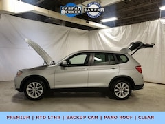 used 2016 BMW X3 Xdrive28i SUV for sale in syracuse