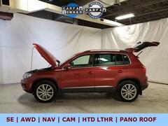 Used 2016 Volkswagen Tiguan SE SUV For Sale Utica NY