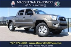 2013 Toyota Tacoma 2WD Double CAB V6 AT Prerunner Double Cab