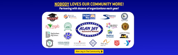 Sebring Fl Alan Jay Automotive Network New Used Toyota Ford Kia Chevrolet And Lincoln Cars