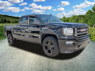 2019 GMC Sierra 1500 Limited 2WD Double CAB Truck Double Cab