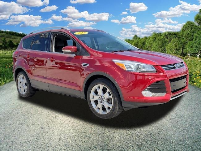 2016 Ford Escape FWD 4DR Titanium SUV