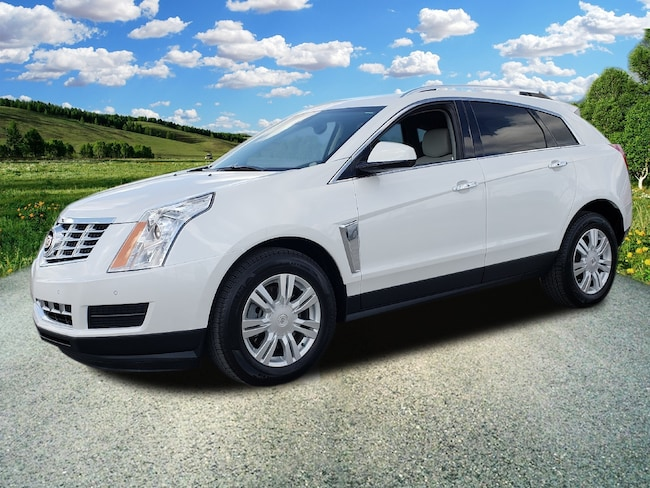 Certified Pre-Owned 2016 Cadillac SRX FWD 4DR Luxury Collection SUV For Sale Wauchula, Florida