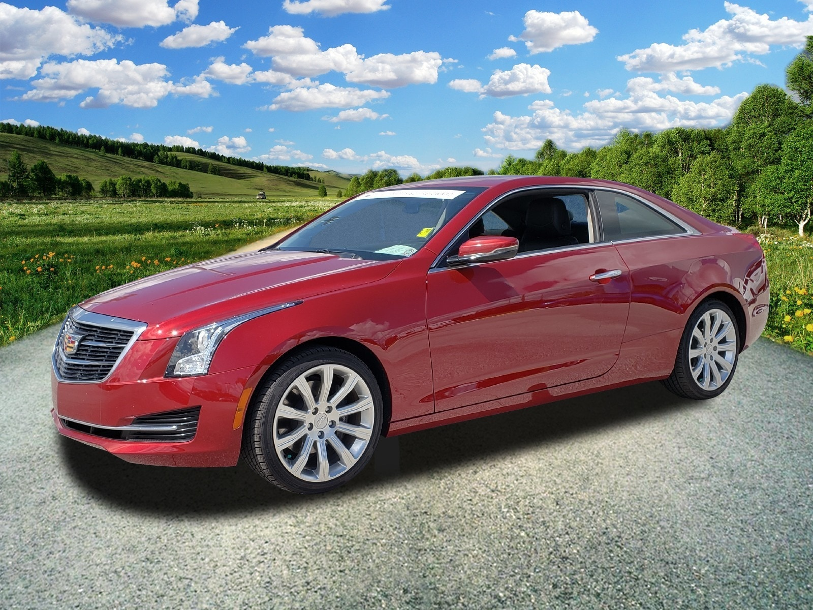 2017 Cadillac ATS Coupe 2DR CPE 2.0L RWD Coupe