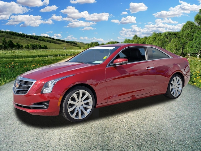 Certified Pre-Owned 2017 Cadillac ATS Coupe 2DR CPE 2.0L RWD Coupe For Sale Wauchula, Florida