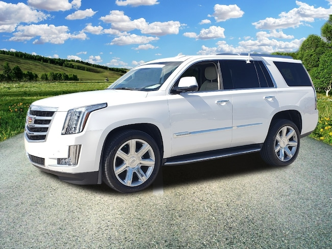Certified Pre-Owned 2016 Cadillac Escalade 2WD 4DR Luxury Collection SUV For Sale Wauchula, Florida