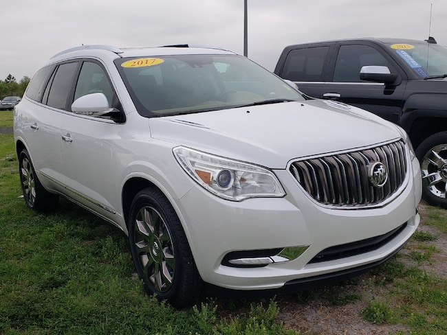 Used 2017 Buick Enclave FWD 4DR Premium SUV For Sale Wauchula, FL