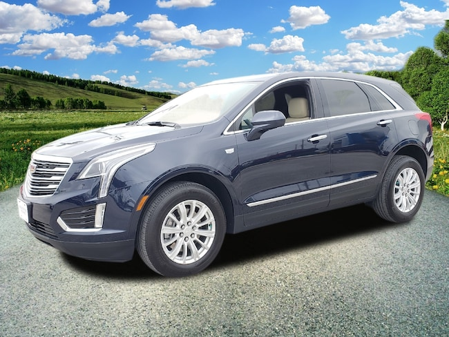Certified Pre-Owned 2017 Cadillac XT5 FWD 4DR SUV For Sale Wauchula, Florida