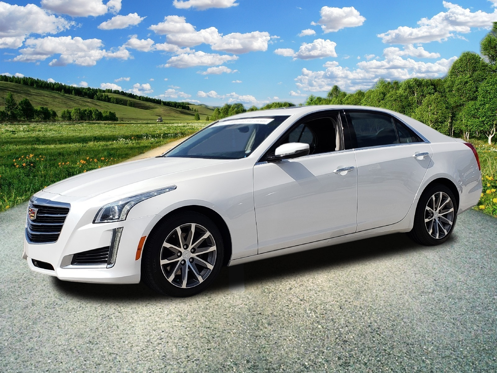 Cadillac CTS 3-6 Luxury