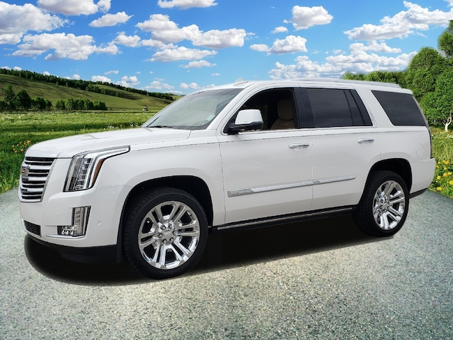 Certified Pre-Owned 2018 Cadillac Escalade 2WD 4DR Platinum SUV For Sale Wauchula, Florida