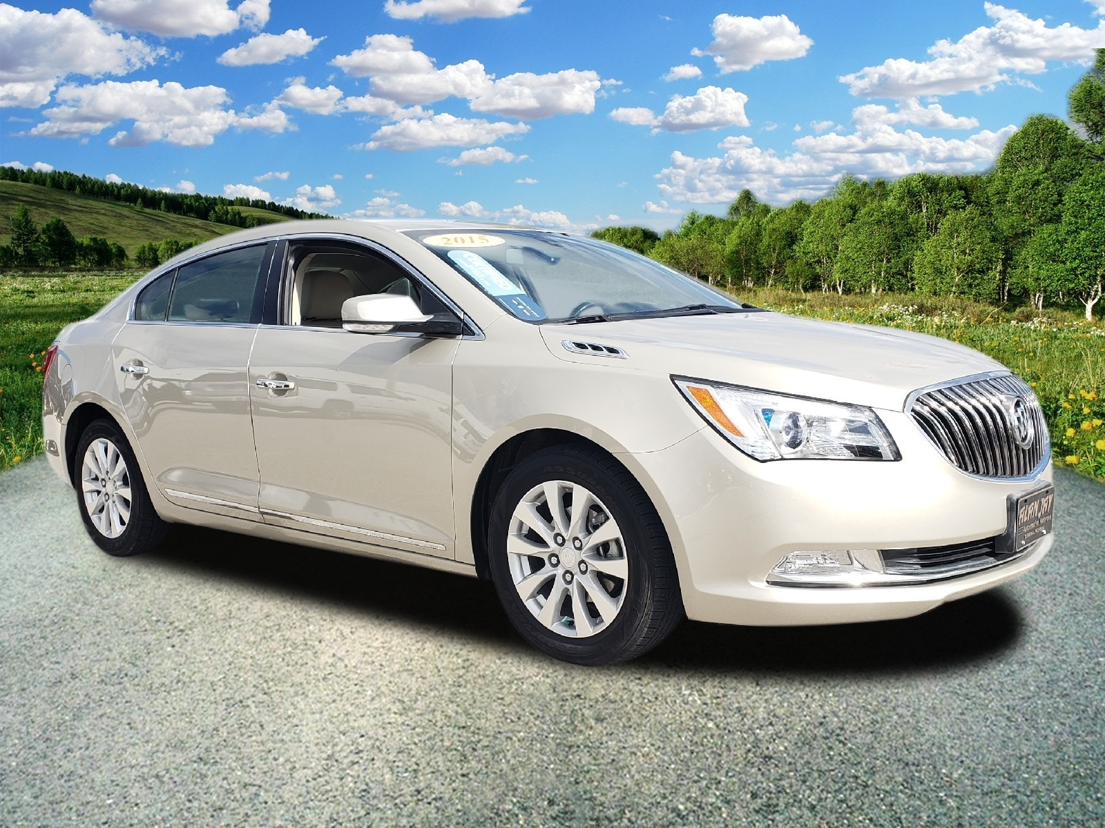 Buick LaCrosse Leather Package