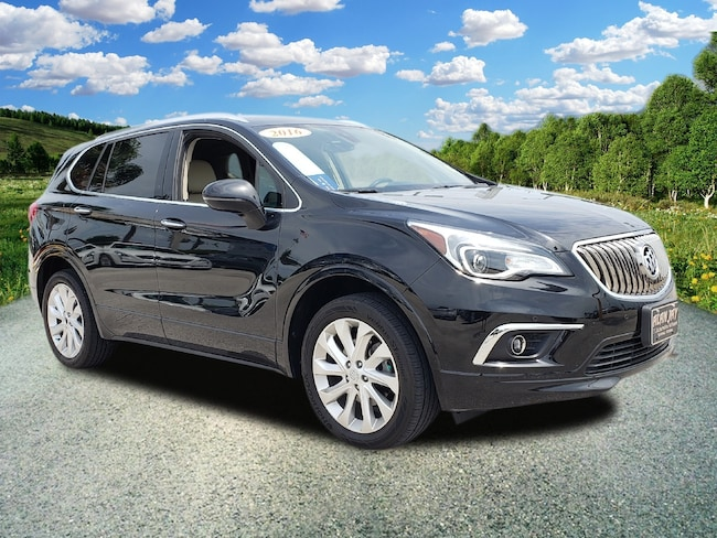 Certified Pre-Owned 2016 Buick Envision AWD 4DR Premium I SUV For Sale Wauchula, Florida