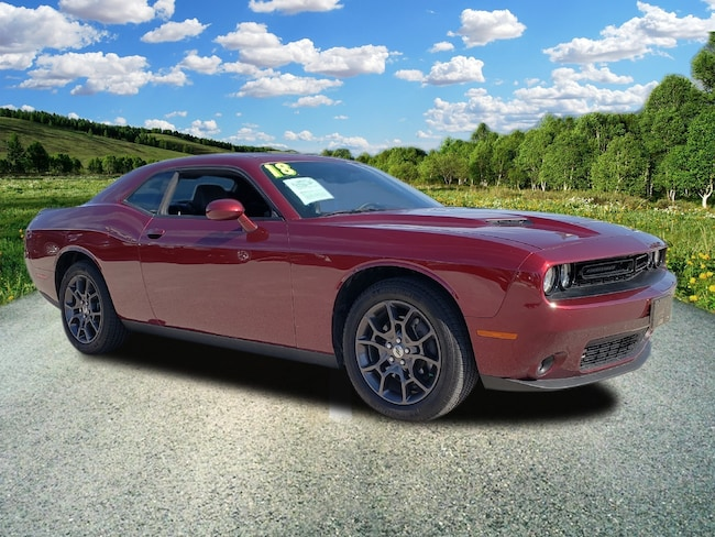 Used 2018 Dodge Challenger GT AWD Coupe For Sale Clewiston, Florida
