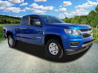 2019 Chevrolet Colorado 2WD EXT CAB 128.3 Truck Extended Cab