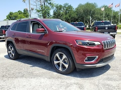 2019 Jeep Cherokee LIMITED FWD Sport Utility near Fort Myers