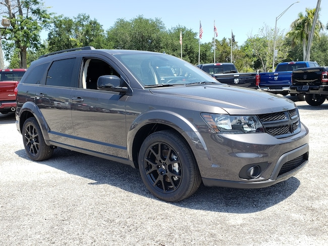 New 2019 Dodge Journey SE Sport Utility For Sale/Lease Clewiston, Florida