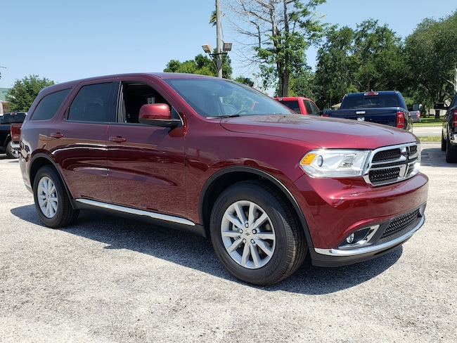 New 2019 Dodge Durango SXT RWD Sport Utility For Sale/Lease Clewiston, Florida