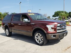 2016 Ford F-150 4WD Supercrew 145 Truck SuperCrew Cab