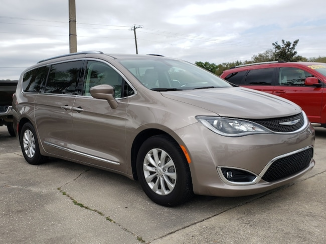 Used 2018 Chrysler Pacifica Touring L FWD Van For Sale Wauchula, FL