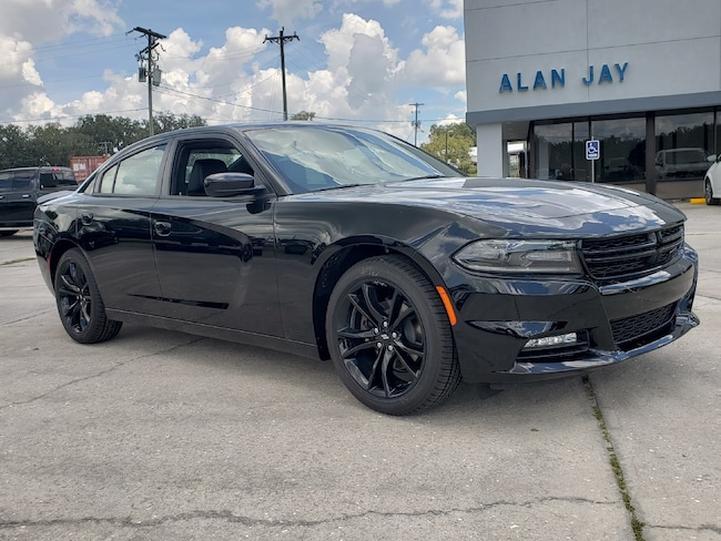 New 2018 Dodge Charger SXT PLUS RWD - LEATHER Sedan For Sale Wauchula, Florida